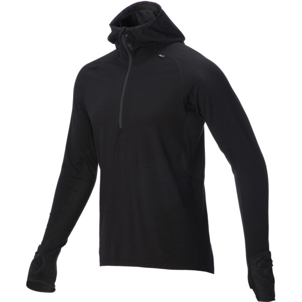 Термокофта для бега INOV-8 AT/C Merino LSZ M Black мужская