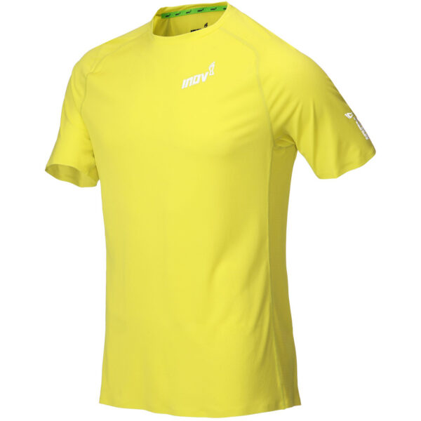 Футболка для бега INOV-8 Base Elite Yellow мужская