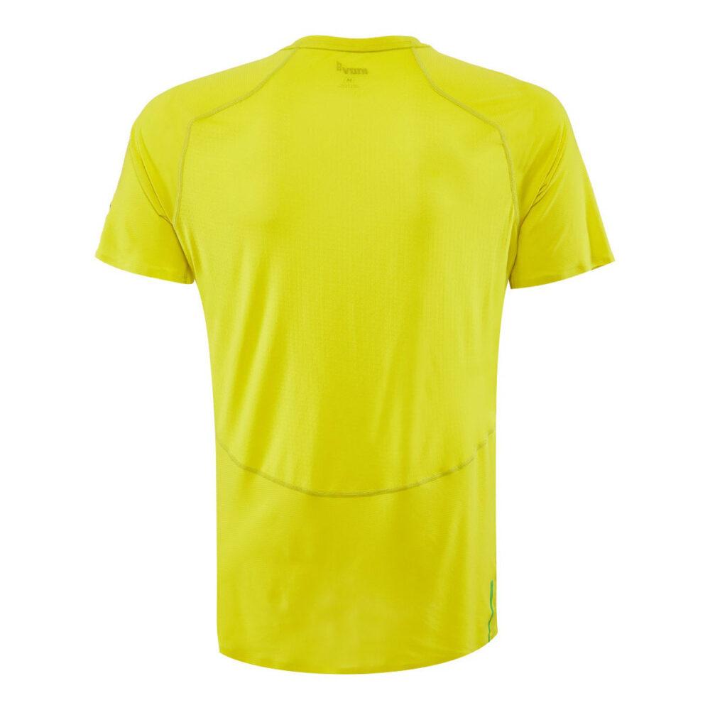 Футболка для бега INOV-8 Base Elite Yellow мужская