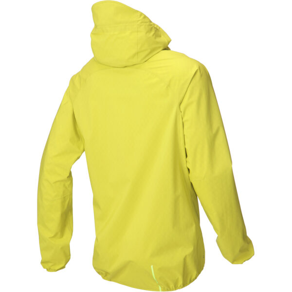Куртка мембранная для бега INOV-8 AT/C Stormshell FZ M Yellow мужская.