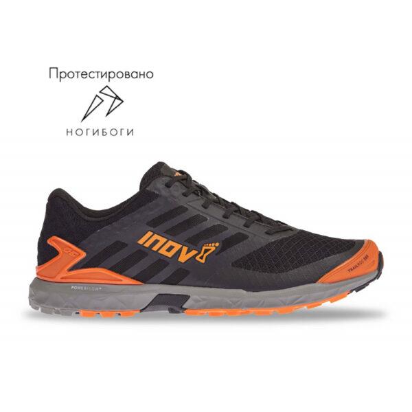 Кроссовки для бега INOV-8 Trailroc 285 Black/Orange мужские трейловые