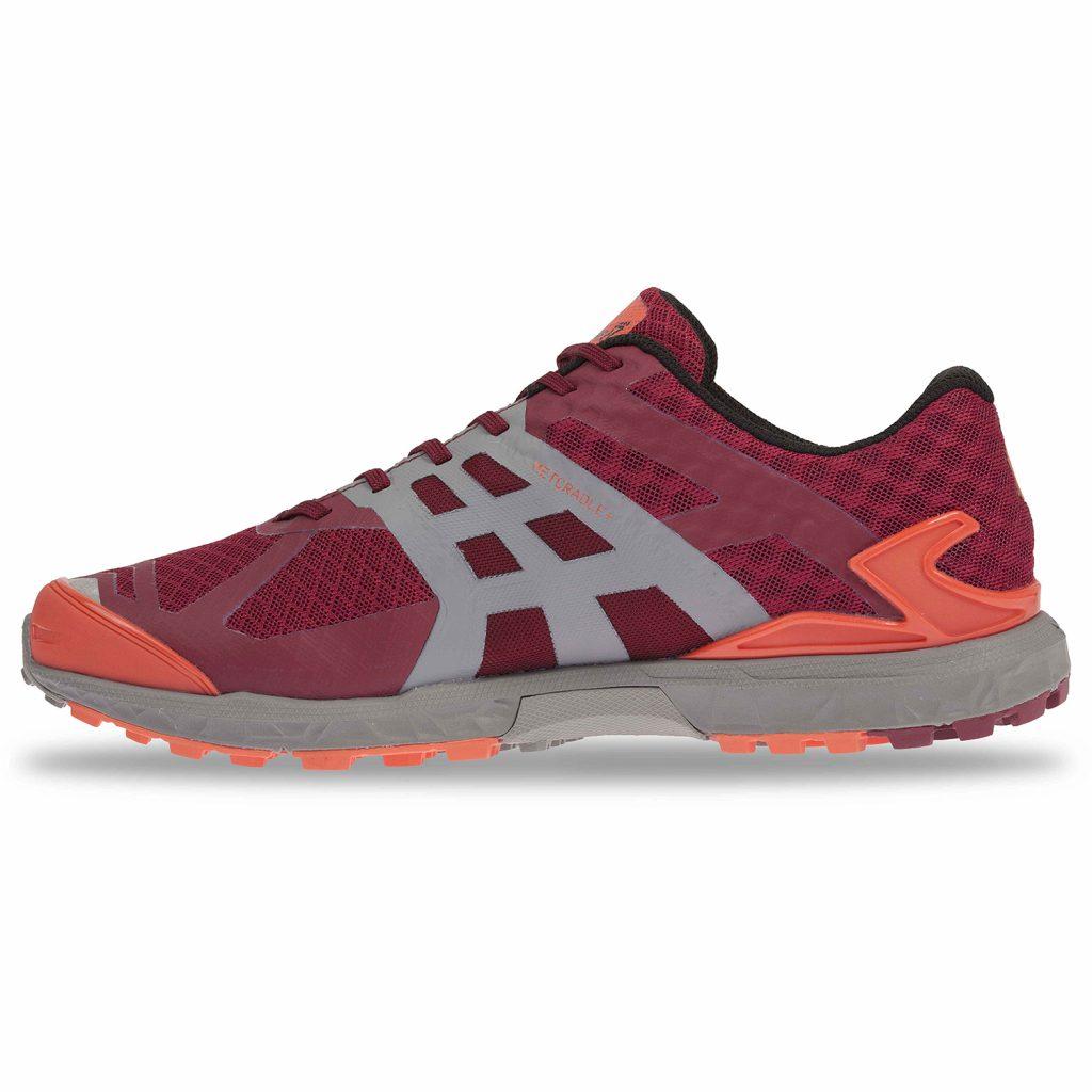 Кроссовки для бега INOV-8 Trailroc 285 Red/Coral женские трейловые