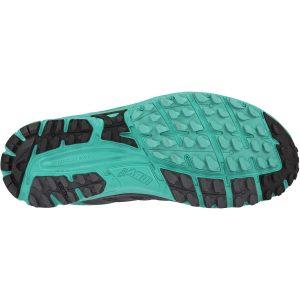 Кроссовки для бега INOV-8 Parkclaw 275 GTX Grey/Teal женские трейловые непромокаемые