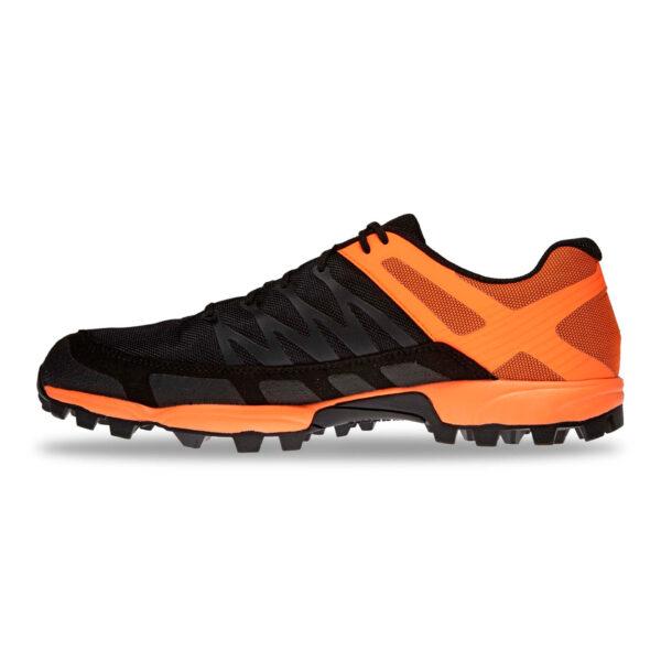 Кроссовки для бега INOV-8 Mudclaw 300 Black/Orange мужские