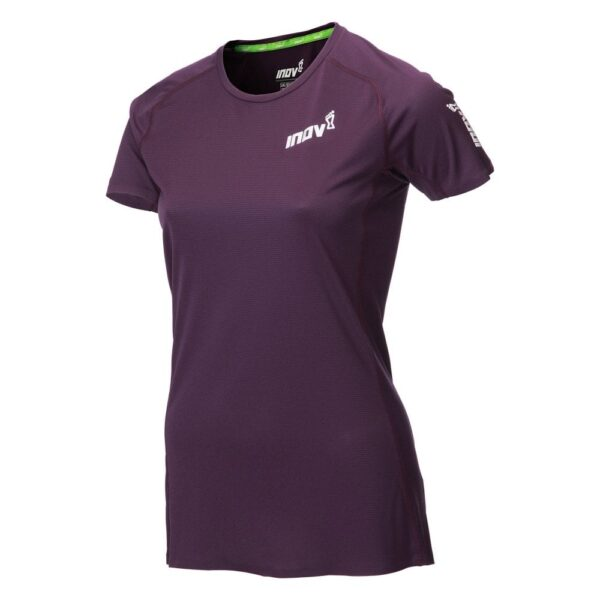 Футболка для бега INOV-8 Base Elite Purple женская
