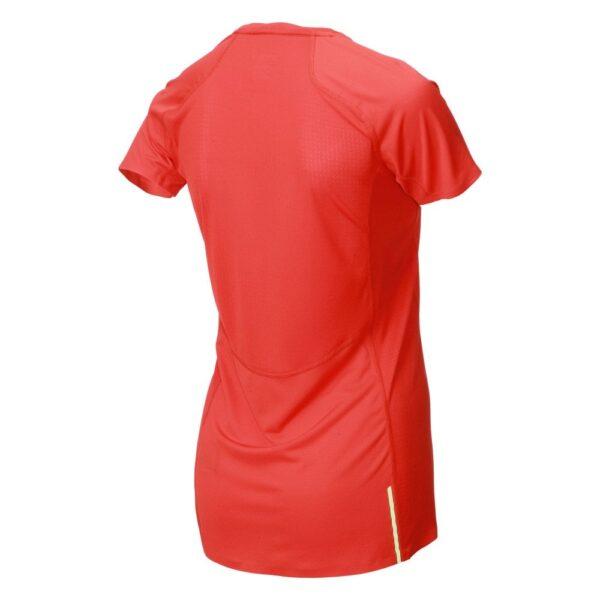 Футболка для бега INOV-8 Base Elite Red женская