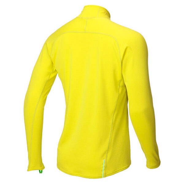 Термокофта для бега INOV-8 TECHNICAL MID LAYER YELLOW мужская