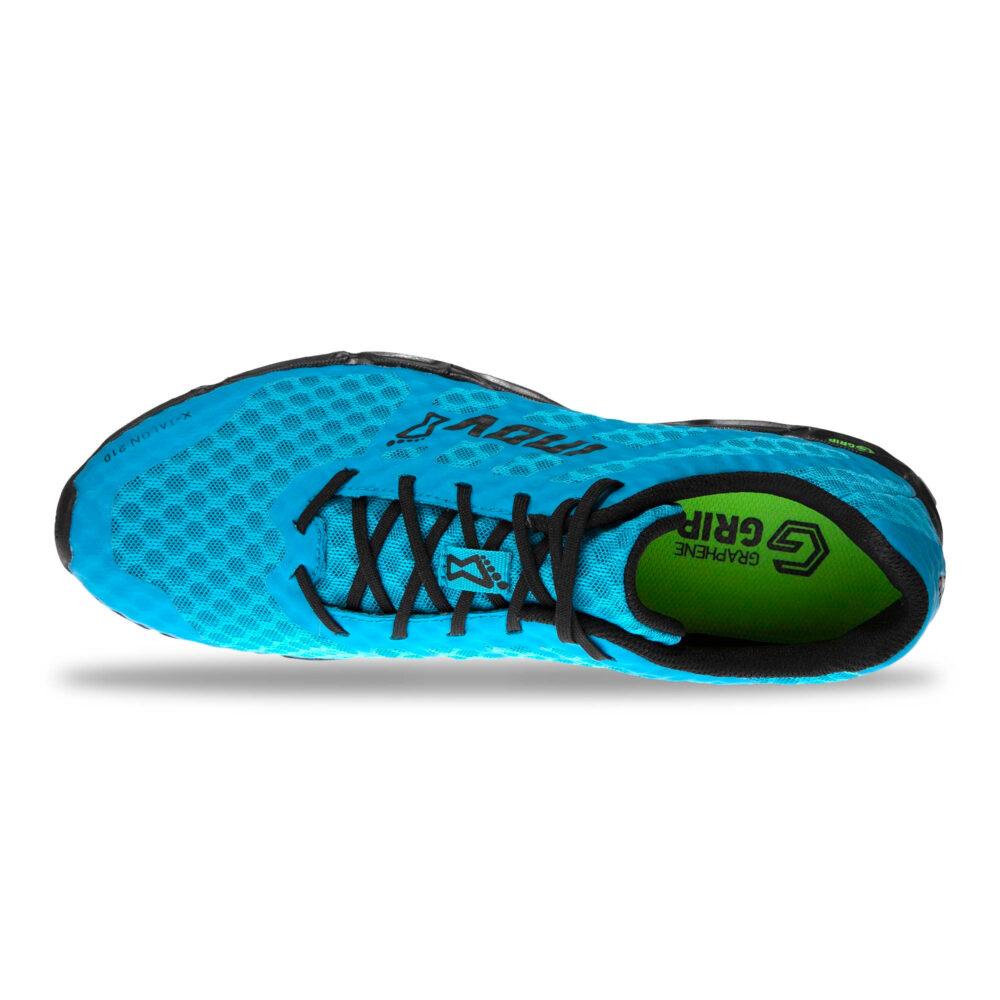 Кроссовки для бега INOV-8 X-Talon 210 Blue/Black мужские