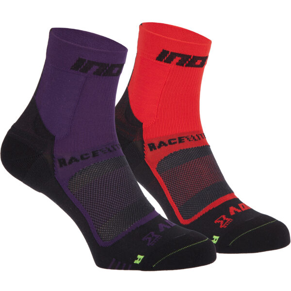 Носки для бега INOV-8 Race Elite Pro Sock Purple компрессионные