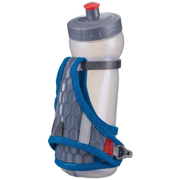 Фляга для бега с держателем на руку ULTRASPIRE ISO VERSA 2.0 550 мл BLUE/GREY