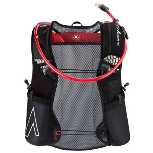 Рюкзак для бега и велоспорта ULTRASPIRE ZYGOS 4.0 BLACK с гидросистемой