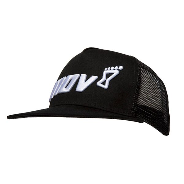 Кепка для бега INOV-8 Train Elite Trucker Black/White