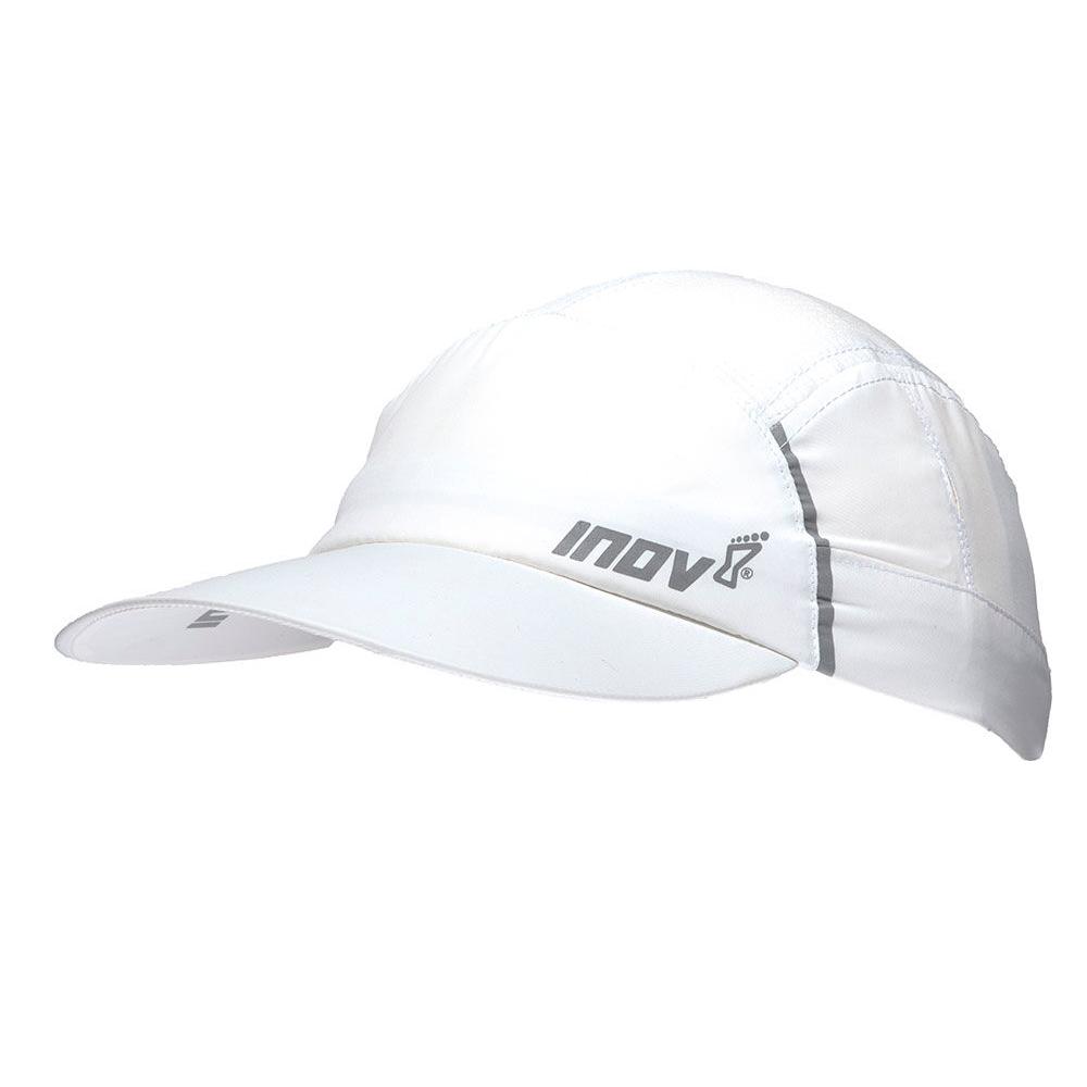 Кепка для бега INOV-8 Race Elite Peak 2.0 White унисекс