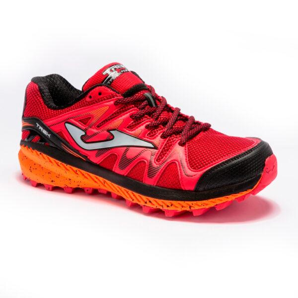 Кроссовки для бега Joma Trek Red трейловые мужские