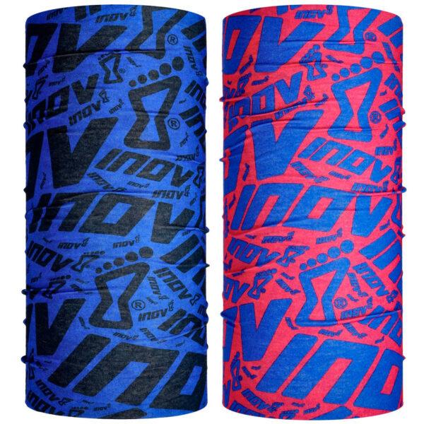Бафф INOV-8 WRAG Blue Black/Purple Blue 2 шт. унисекс