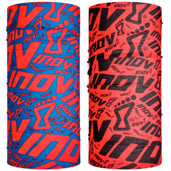 Бафф INOV-8 WRAG Blue Red/Red Black 2 шт. унисекс