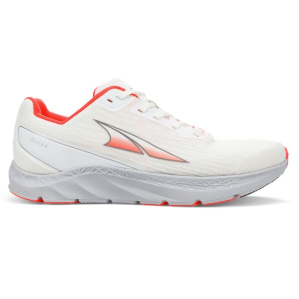 Кроссовки для бега Altra Rivera White/Coral женские