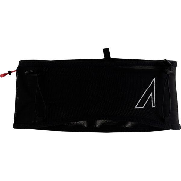Пояс для бега UltrAspire Fitted Race Belt 2.0 Black