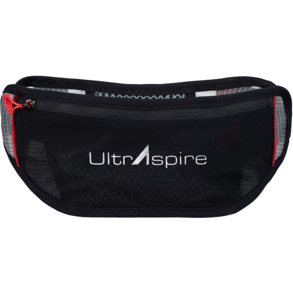 Фонарь для бега пояcной UltrAspire Lumen 600 3.0 Waist Light Black/Red