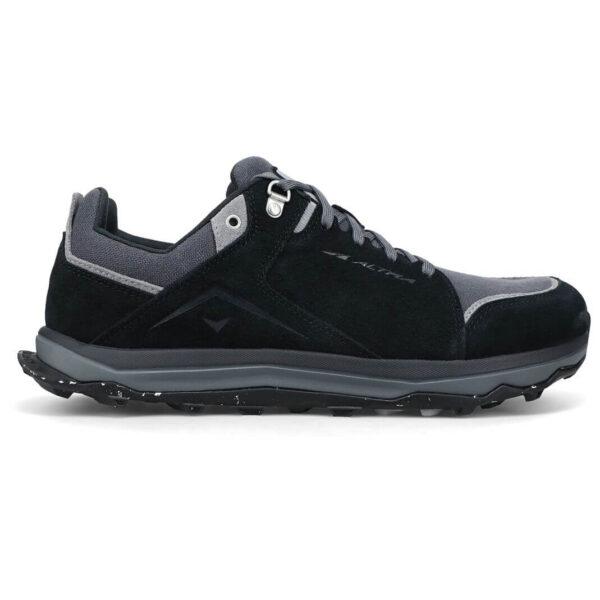 Кроссовки для бега Altra Lone Peak Alpine Black трейловые мужские