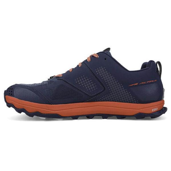 Кроссовки для бега Altra Lone Peak 5 CHX Majolica Blue/Red трейловые мужские